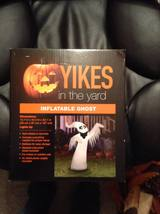 Brand new! Halloween white ghost airblown Inflatable yard decoration lig... - €29,98 EUR