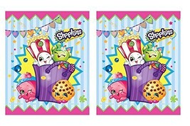 Shopkins Party Pack ~ 16 Loot Bags - $4.90