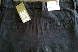 Goodfellow & Co™ ~  Slim, Lined Trousers ~ Men's 32 x 34 ~ Xavier Navy ~... - $23.76