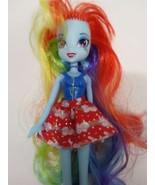 MY LITTLE PONY EQUESTRIA GIRLS.  Rainbow Dash 9... - $14.99