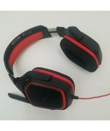 Logitech 981-000541 G230 Wired Over-the-Ear Gaming Headset - Black/Red - $20.24