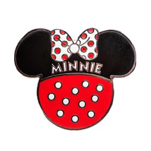 Minnie Mouse Disney Lapel Pin: Minnie Icon - $8.90