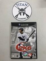 Major League Baseball 2K6 (Nintendo GameCube, 2006) - $8.55