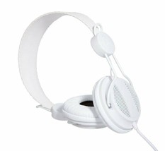 Wesc Oboe Solid NS White Street Headphones