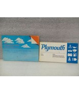 PLYMOUTH FURY      1978 Owners Manual 16528 - $15.14