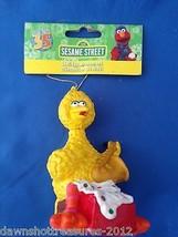 Sesame Street Big Bird Tree Ornament - $3.91