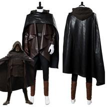 Star Wars 8 The Last Jedi Luke Skywalker Cosplay Costume Outfit Uniform FULL SET - $145.99+