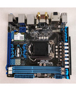 ASUS P8Z77-I DELUXE Chipset Intel Z77 LGA1155 HDMI DP Motherboard Wi-Fi - $226.00