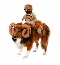 Rubies Star Wars Bantha Fodder Tatooine Pet Dog Halloween Costume 886583 - $26.29