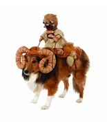 Rubies Star Wars Bantha Fodder Tatooine Pet Dog Halloween Costume 886583 - $501,55 MXN