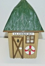 "Collectors Musical ""SS Cookie Hut"" Cookie Jar Gilligan Island Theme Song... - $26.68"