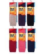 Heat Holders - Damen extra lang gestrickt thermo wolle wollsocken / knie... - $18.30