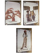 Simplicity Patterns Sewing Promo Posters Lot Vintage Undated - $28.99