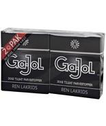 Ga-Jol REN LAKRIDS licorice candies 46g-2 PACK-Made in Denmark - $3.95
