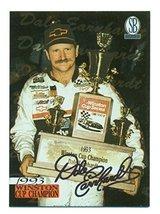 1993 SB Scoreboard Dale Earnhardt Winston Cup Champion #6 of 10 - Auto R... - $1.49