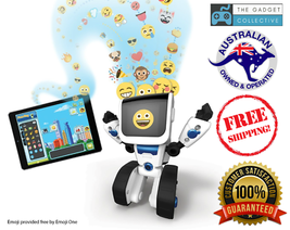 WowWee COJI The Coding Robot Kids STEM Educational Toy for Android and A... - $75.55