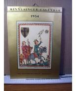 1954 Minnesinger Calendar/Postcards Palindrome Press Berkeley - $8.99