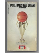 Vintage 1973 Basketball's Hall of Fame Paperback Book by Sandy Padwe  - $4.95