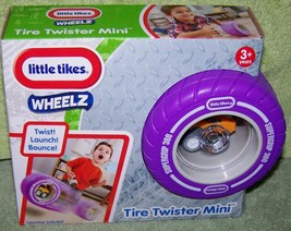 Little Tikes Tire Twister Mini MUSCLE CAR New - $10.88