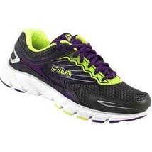 USED Women's FILA MARANELLO 4 5SR21104 Gray MEMORY FOAM Athletic Sneaker... - $20.99