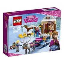 LEGO - 41066 - Disney Princess - Jeu de Construction - Le Traîneau d'Ann... - $44.97