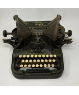 Oliver Printype Typewriter Batwing Vintage Antique For Parts Restoration... - $180.45