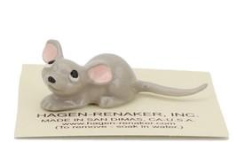 Hagen Renaker Miniature Mouse Papa Ceramic Figurine