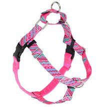 2Hounds Freedom No Pull Dog Harness Medium Welcome Back 80's & Training Leash!   image 1