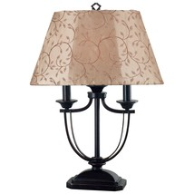 Kenroy Home Belmont Outdoor Table Lamp, Browns / Beiges - $391.68