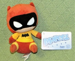 FUNKO PLUSH BATGIRL MOPEEZ WITH HANG TAG SUPER HERO DC COMICS 2015 TAN Y... - $14.85