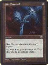 MTG x2 Sky Diamond (Mirage) MINT + BONUS! - $1.00