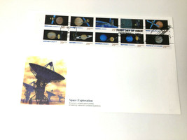 FDC Space Exploration Booklet of 10 Oversized Large Format 1991 Fleetwoo... - $12.82