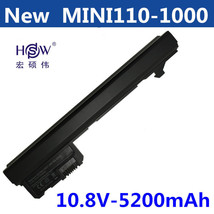 HSW 6cells Laptop Battery For HP Mini110-1000 110 FOR COMPAQ Mini 102 110 CQ10 5 - $57.94