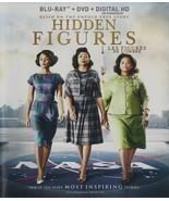 Hidden Figures (Bilingual) [Blu-ray + DVD + Digital Copy] - $17.35