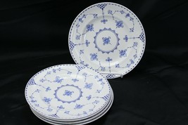 "Franciscan Denmark Salad Plates 7.875"" Lot of 5 - $73.49"