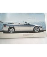 2006 bmw 650i owners sales brochure e63 new original 650 i convertible c... - $32.66