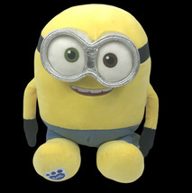 "Build A Bear Minion BOB 12"" Plush Stuffed Animal BAB Yellow - $17.96"