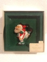 Hallmark Keepsake Ornament - Jogging Santa - 1982 - QX457-6 - $9.95