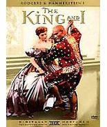 The King and I (DVD, 1999) - $9.00