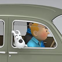 Emir's Lancia Aprilia 1/24 Voiture Tintin Cars New 2019 Land of the black Gold image 1