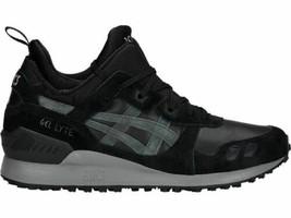 Asics GEL LYTE MT Sneakers Scarpe uomo Nere e Verdi GEL-LYTE pelle scamo... - $82.84