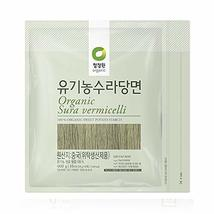 Chung Jung One Organic Sura vermicelli Sweet Potato Glass Noodle 14.10 ozPack of image 12