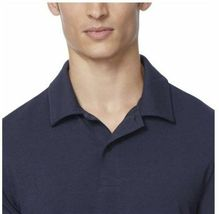 NEW 32 Degrees Men's Performance Polo, Stormy Night Blue image 4