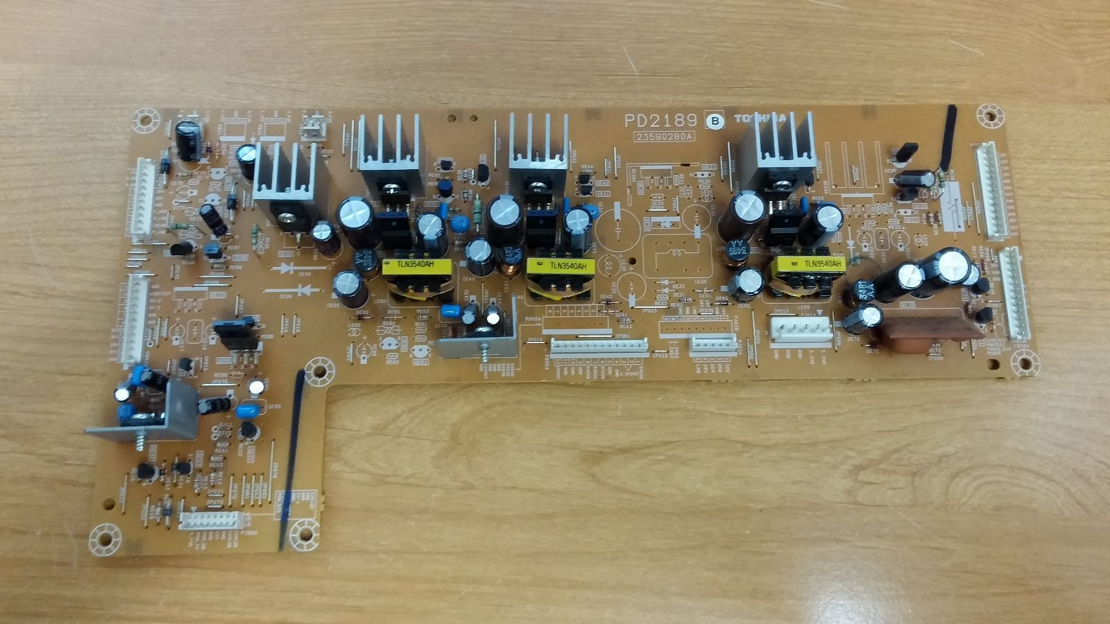 Toshiba 75001578 (PD2189B, 23590280A) Low B Board