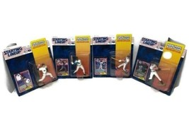 4 Starting Lineups 1994 Action Figures Galarraga Sheffield Fernandez Ole... - $37.39