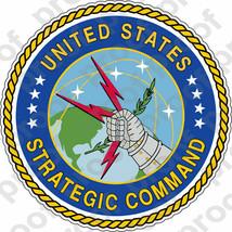 US Air Force Strategic Command Sticker  - $9.89
