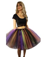 Witch Tutu Skirt: Available in Adult and Child Sizes - $20.00+