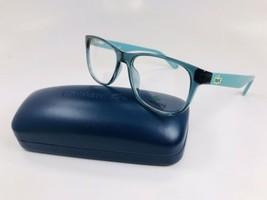 New Lacoste L2743 466 Petroleum Eyeglasses 52mm with Lacoste Case - $79.15