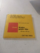Kodak No 80D (1840883) Filter - $12.20