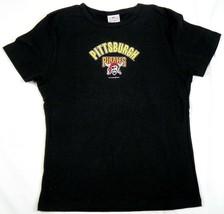 Large Women's Pittsburgh Pirates Shirt Sugar Print Graphic Tee Baseball T-Shirt